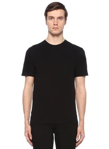 7 For All Mankind Tişört Siyah